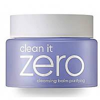 Очищающий успокаивающий бальзам для лица Banila Co Clean it Zero Purifying, фото 1