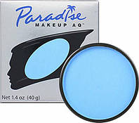 MEHRON Профессиональный аквагрим Paradise, Аквагрим Lt. Blue (Яркий голубой), 40 г, фото 1