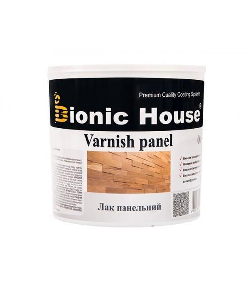 Лак Панельный Bionic-House (Водорастворимый лак для внутренних работ) 0,8л