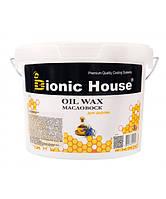 Масло-Воск Bionic-House (Продукт на базе натуральных масел и восков для обработки древесины) 3л