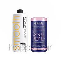 Набор ботекс для волос Ричи Richée Soul Blond 200/500 г