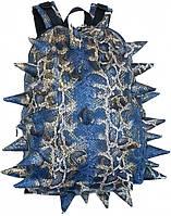 Рюкзак MadPax Pactor Full цвет синий питон