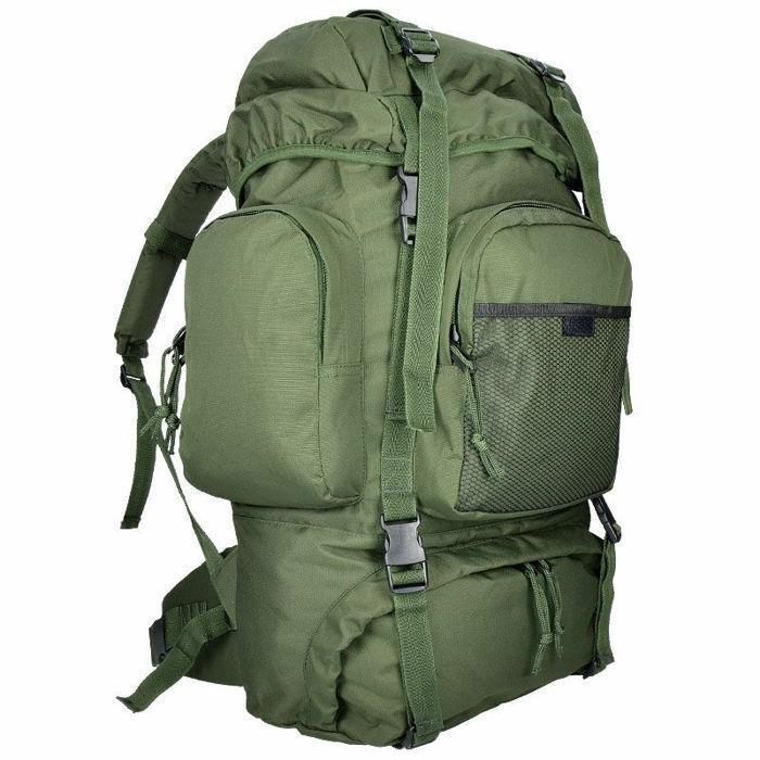 Рюкзак тактический Commando 55L  Max-Fuchs (Германия) на раме
