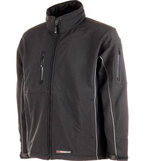 Куртка SOFTSHELL STARLINE черная