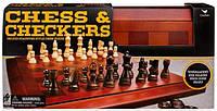 Набор Spin Master из двух настольных игр Шахматы и шашки