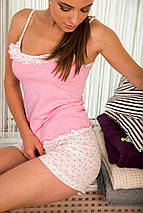 Пижама майка\шорты, фото 2
