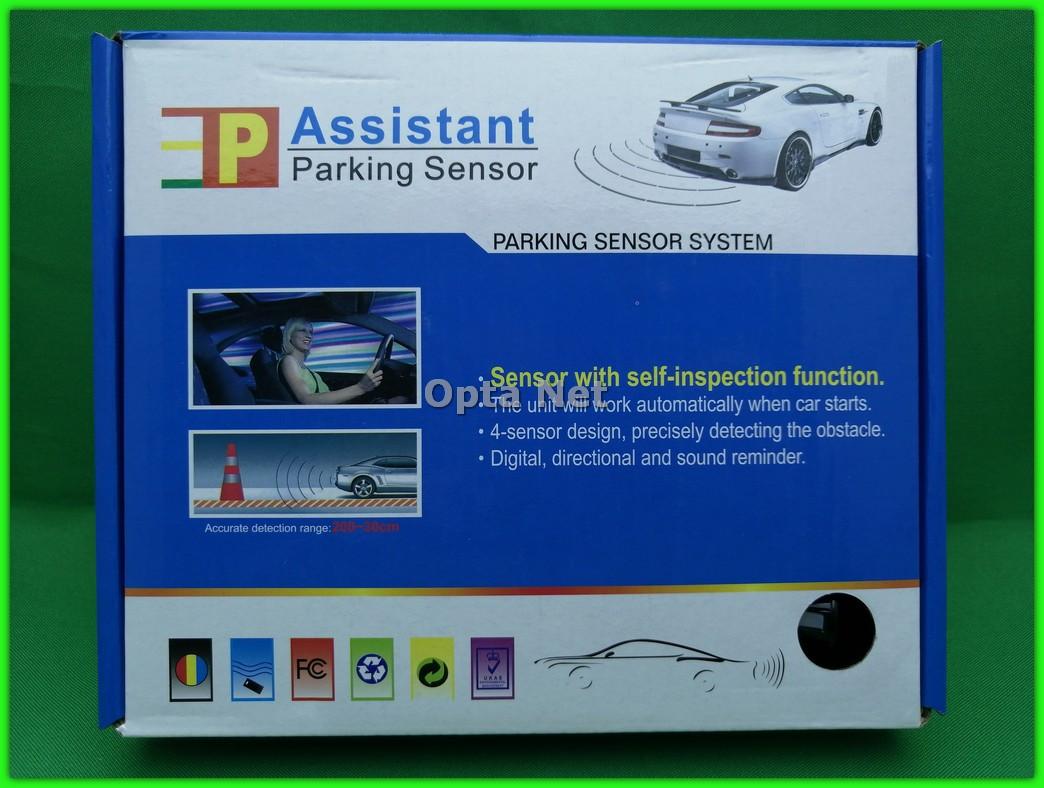 Парктронік Parking Sensor Assistation