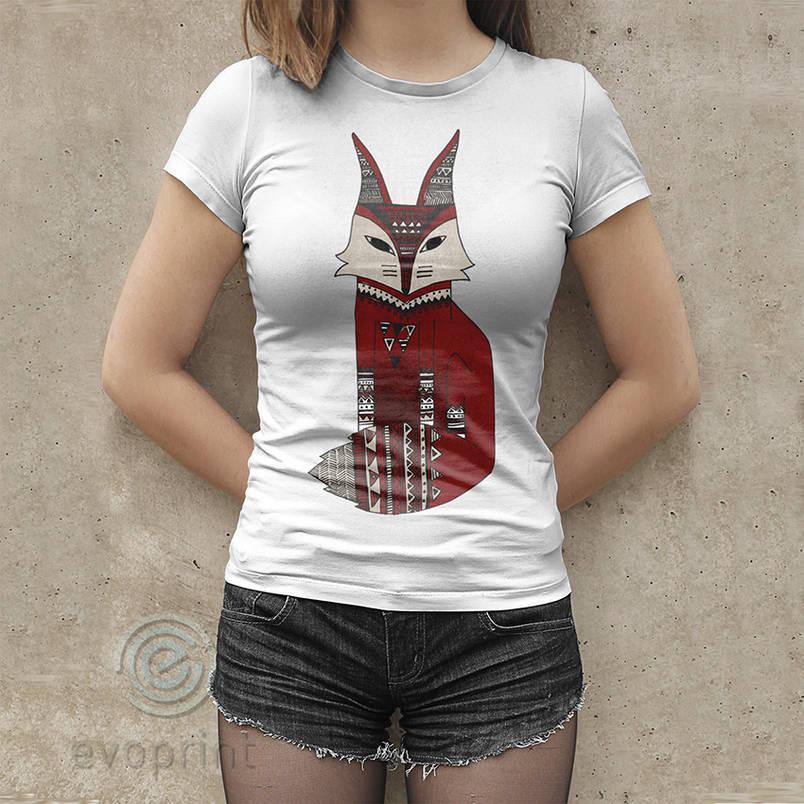 Печать полноцветных принтов на футболках, фото 2