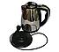 Чайник электрический дисковый Domotec MS-5001, 1.8л Электрочайник нержавеющая сталь, фото 2