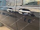 Накладки на ручки Mercedes Vito W447 2014-2019,  без чипа, фото 6