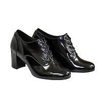 Туфли женские Vasha Para РТ-2002 38 черный лак