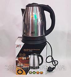 Чайник електричний дисковий Domotec DT-802 1850w