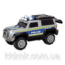 Поліцейська машина 30 см (світло, звук) Dickie 3306003