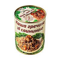 Каша гречневая со свининой L'appetit 340 г