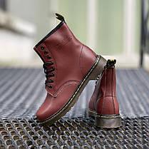 """Зимние ботинки на меху Dr. Martens """"Бодовые"""", фото 2"""