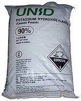 Гидроксид калия Е525