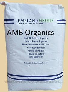 Модифицированный картофельный крахмал Emjel EP 820 C пищевая добавка Е 1414 загуститель холодного набухания