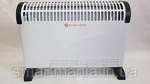 Конвектор Crownberg CB-2000 конвекторный обогреватель электрический