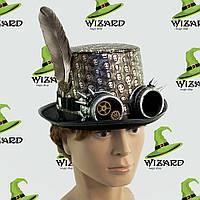 Шляпа Стимпанк Капитан Теодор