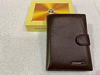 Мужской кожаный кошелек правник TAILIAN, портмоне, чоловічий гаманець, опт, фото 1