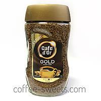 Кофе сублимированный растворимый Cafe d'Or Gold 200g