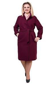 Женское пальто из кашемира осень весна