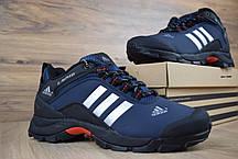 """Зимние кроссовки на меху Adidas Climaproof """"Синие"""""""", фото 2"""