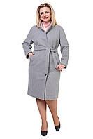 Кашемировое осеннее женское пальто