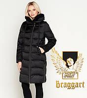 Braggart Angel's Fluff 27005 | Длинный воздуховик женский черный