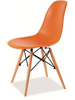 Кухонный стул Enzo signal (оранжевый)