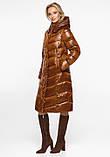 Braggart Angel's Fluff 31024 | Зимний женский воздуховик сиена, фото 2