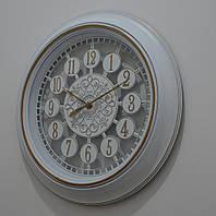 """Настенные часы """"France"""" белые (40 см.)"""