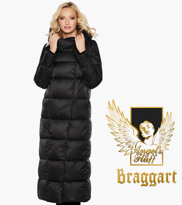 Braggart Angel's Fluff 31056 | Воздуховик женский зимний черный