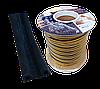 Ущільнювач -P-профіль 9*5,5 мм (чорний)