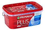 Краска интерьерная Primalex Plus 3.0кг COLOR цветная, фото 2