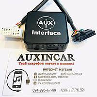 Эмулятор сд чейнджера WEFA WF-601 AUX/USB зарядка для штатной магнитолы MAZDA с кнопкой tape/md