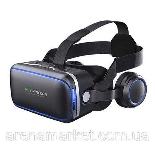 VR SHINECON 6.0 очки 3D для смартфона