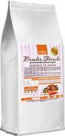 Сухой корм Home Food для щенков средних и крупных пород с индейкой и лососем 3 кг