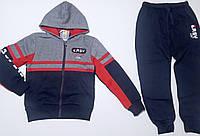 Спортивный костюм теплый для мальчика 146 рост Венгрия