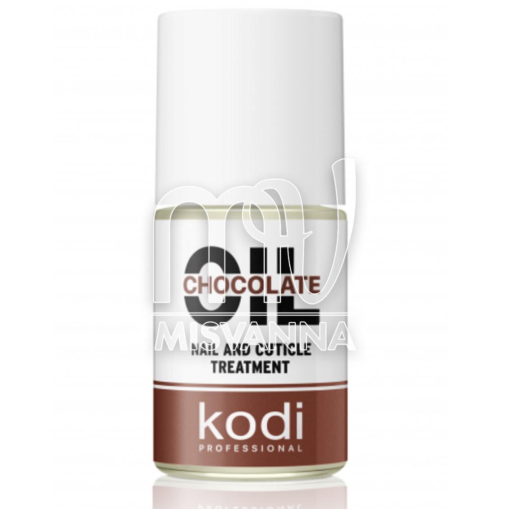 "Масло для кутикулы Kodi Professional ""Chocolate"" 15 мл."
