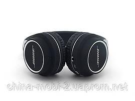 Bose AZ-05 Wireless Headset Extra Bass, Bluetooth наушники с FM MP3, черные, фото 2