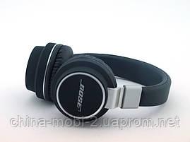 Bose AZ-05 Wireless Headset Extra Bass, Bluetooth наушники с FM MP3, черные, фото 3