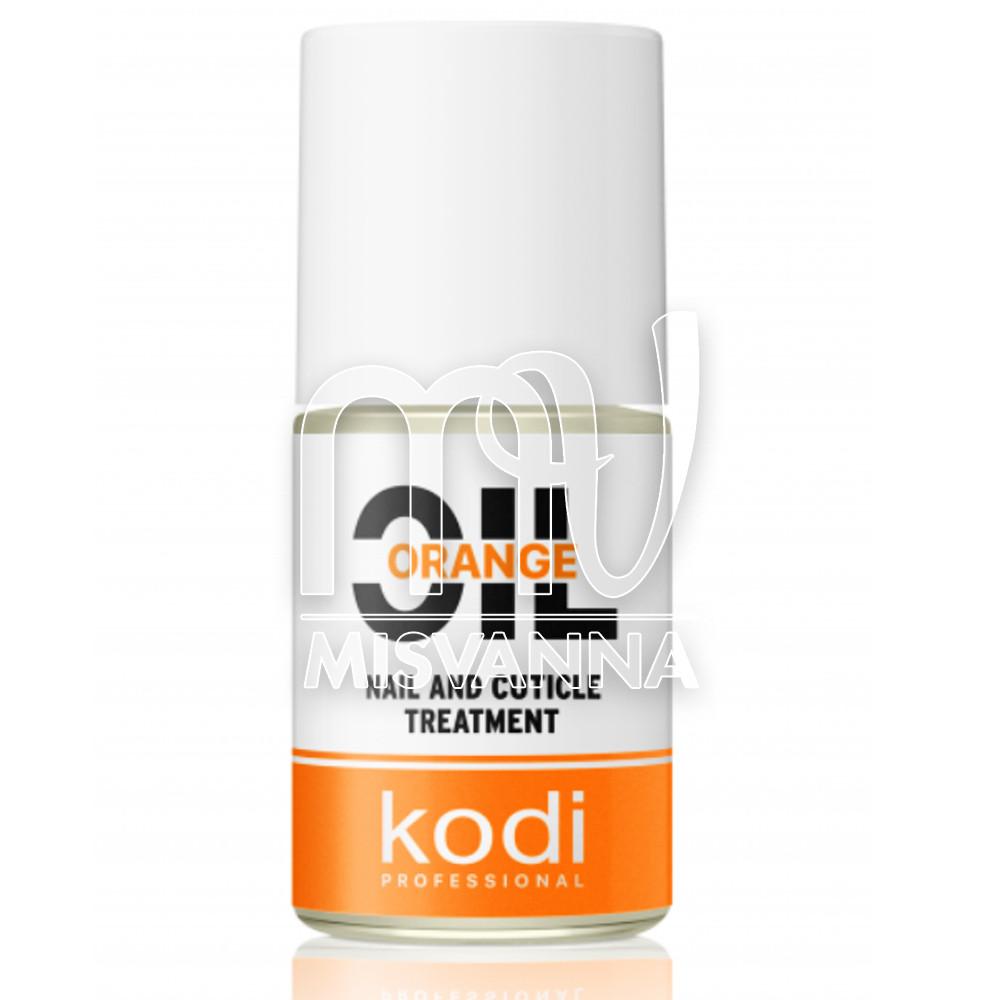 "Масло для кутикулы Kodi Professional ""Orange"" 15 мл."
