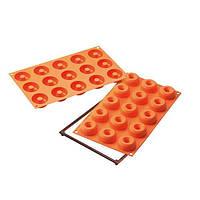 Форма для выпечки 15 штук 5мл d4,5 см h1,8 см силикон Silikomart