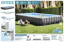 INTEX Бассейны сборка разборка каркасных бассейнов Интекс Бествей Киев Киевская область