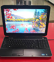 "Ноутбук Dell Latitude E5530 15.6"" Intel Core i3 2.5 GHz 4 GB RAM 160 GB HDD Black Б/У"