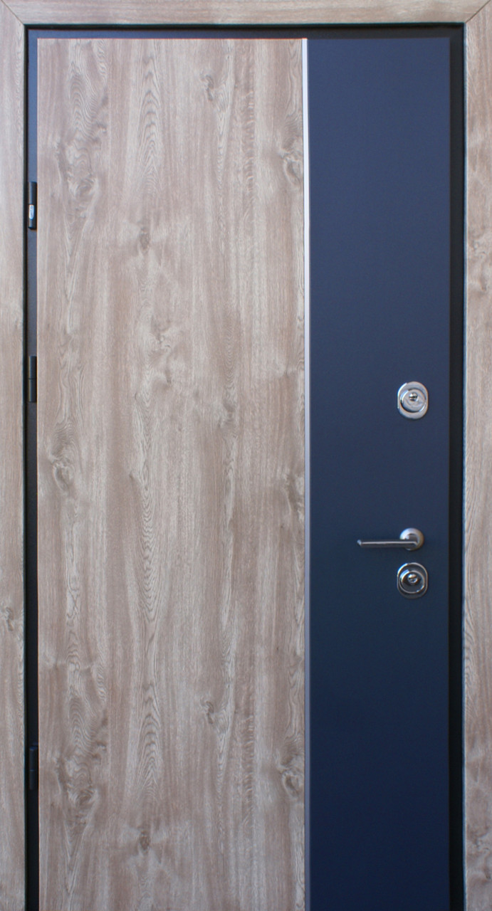 Двери уличные, STRAJ Proof, модель PARTY BZ, комплектация Proof Standard Hook, коробка 120 мм, MUL-T-LOCK 352k