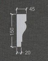 Молдинг гипсовый Мг-31, фото 1