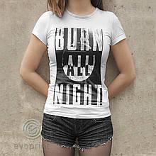 Цифровая печать больших форматов на футболках