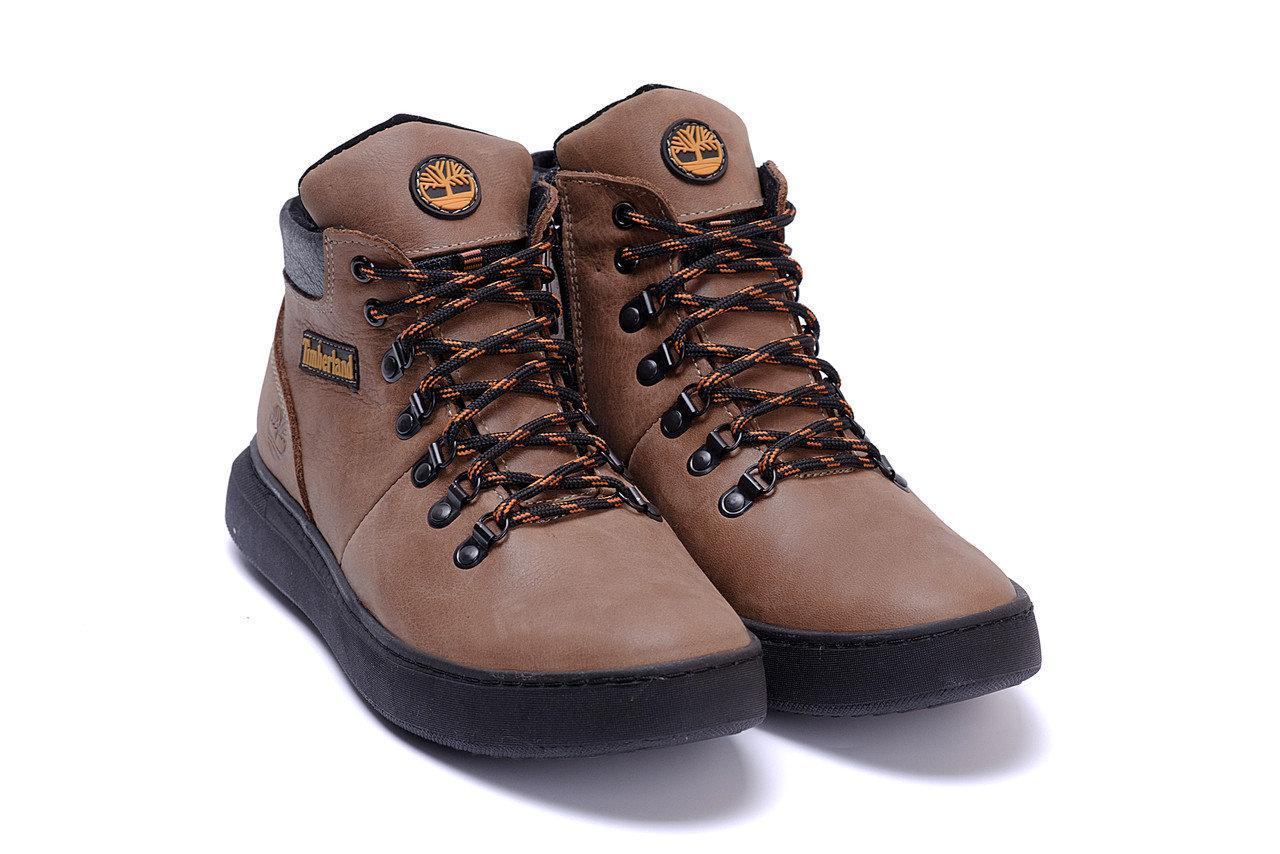 Raza humana noche Soportar  Мужские зимние кожаные ботинки в стиле Timberland Zaragoza Olive оливковые,  цена 1 066,90 грн., купить в Харькове — Prom.ua (ID#1046561992)